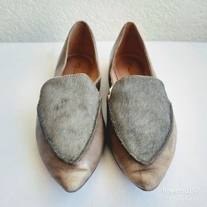 Madewell Loafer Flats Size 9